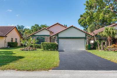 Coral Springs Single Family Home For Sale: 2382 NW 94th Avenue