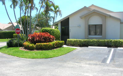 Delray Beach Single Family Home For Sale: 2320 NW 13th Court