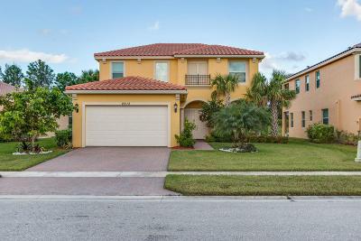 Royal Palm Beach Single Family Home For Sale: 2913 Bellarosa Circle