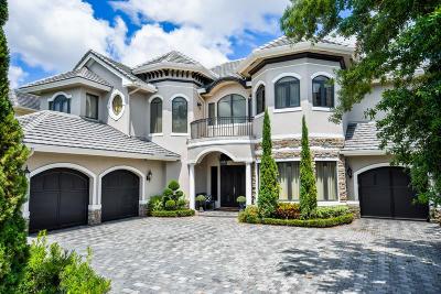 Boynton Beach Single Family Home For Sale: 9018 Stone