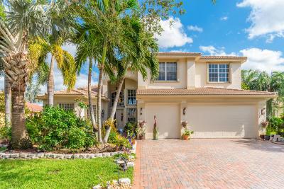Lake Worth Single Family Home For Sale: 7958 Merano Reef Lane