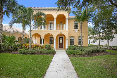 Jupiter Single Family Home Contingent: 4014 Community Drive