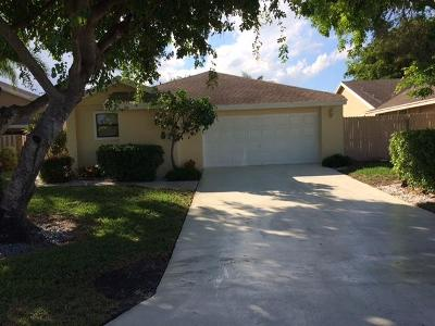 Delray Beach Single Family Home For Sale: 1050 NW 19th Terrace