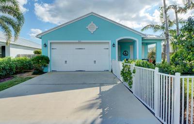 Delray Beach Single Family Home For Sale: 206 NE 9th Street
