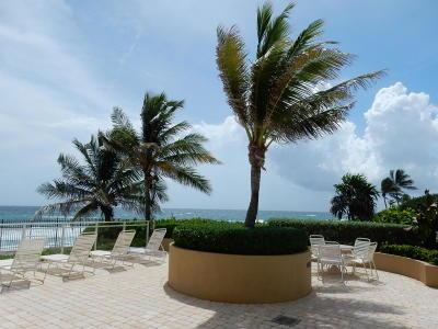 Boca Raton Condo Sold: 310 S Ocean Boulevard #202