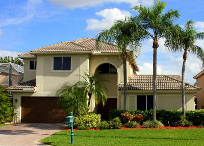 Boca Raton Single Family Home For Sale: 4284 NW 29th Way