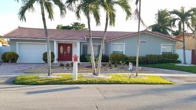 Miami Single Family Home For Sale: 13180 SW 18th Terrace