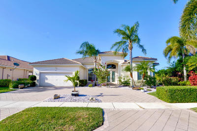Royal Palm Beach Single Family Home For Sale: 2601 Arbor Lane