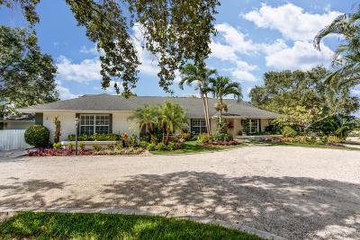 Palm Beach County Rental For Rent: 14565 Belmont Trace