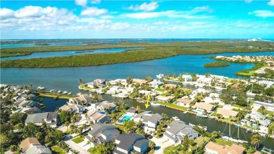 Fort Pierce Townhouse For Sale: 2536 Harbour Cove Drive