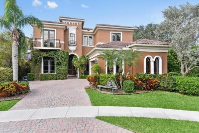 Boca Raton Single Family Home For Sale: 17976 Villa Club Way