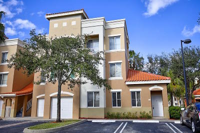 Palm Beach Gardens Condo For Sale: 11012 Legacy Drive #102