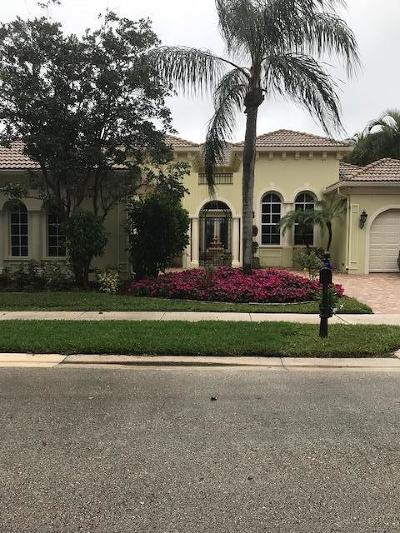 Delray Beach Single Family Home For Sale: 6443 Dorsay Court