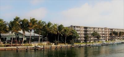 North Palm Beach Condo For Sale: 108 Paradise Harbour Boulevard #308