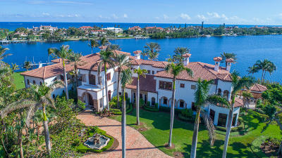 Jupiter, Manalapan Single Family Home For Sale