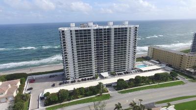 Boca Raton Condo Sold: 250 S Ocean Boulevard #5f