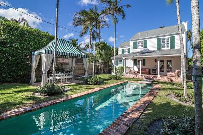 West Palm Beach Single Family Home For Sale: 238 Edgewood Drive
