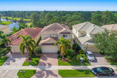 Hobe Sound Single Family Home For Sale: 5752 SE Crooked Oak Avenue