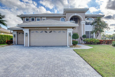 Boca Raton Single Family Home For Sale: 21425 Crestfalls Court