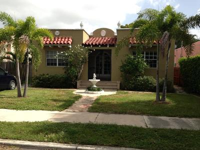West Palm Beach Single Family Home For Sale: 435 35th Street