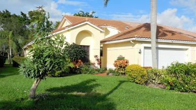Boca Raton Single Family Home For Sale: 10703 Ladypalm Lane #A