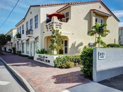 West Palm Beach Single Family Home For Sale: 3622 S Dixie Highway #250