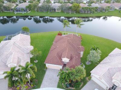 Lake Worth Single Family Home For Sale: 6696 Turchino Drive