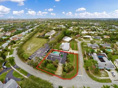 Tequesta Single Family Home For Sale: 28 Willow Road