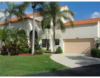 Palm Beach Gardens Single Family Home For Sale: 2600 La Cristal Circle