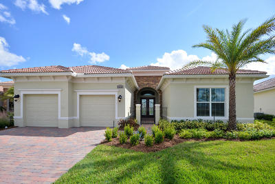 Port Saint Lucie Single Family Home For Sale: 20007 SW Morolo Way