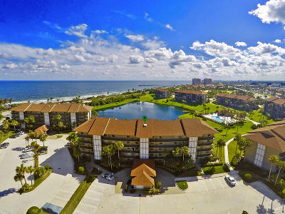 Jupiter Condo For Sale: 201 S Seas Drive #303