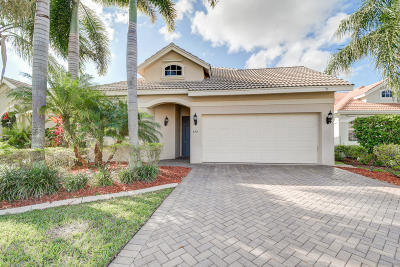 St Lucie County Single Family Home For Sale: 652 SW Munjack Cove