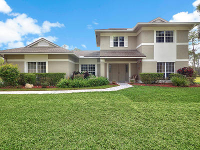 Lake Worth Single Family Home For Sale: 6208 Homeland Road