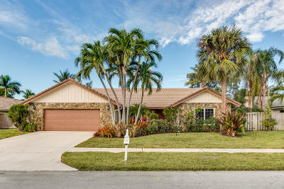 Boca Raton Single Family Home For Sale: 1935 SW 7th Court