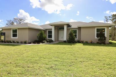 Loxahatchee Single Family Home For Sale: 16684 69th Street