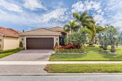 Boynton Beach Single Family Home For Sale: 9428 Ivory Isle Road