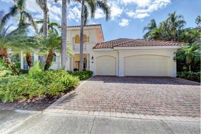 Boca Raton Single Family Home For Sale: 7082 Via Firenze