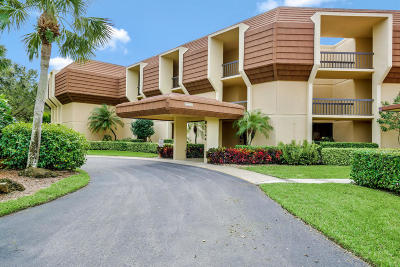 Palm Beach Gardens Condo For Sale: 5344 Woodland Lakes Drive #324
