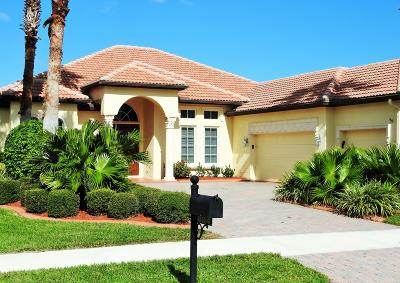 Port Saint Lucie Single Family Home For Sale: 894 SW Grand Reserve Boulevard