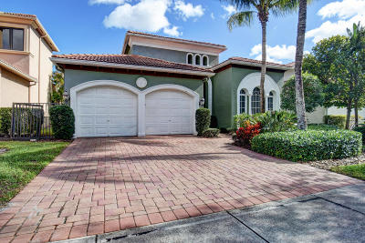 Boca Raton FL Single Family Home For Sale: $824,999