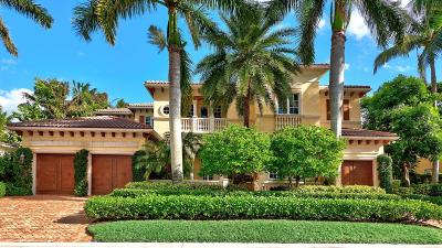North Palm Beach Single Family Home For Sale: 760 Harbour Isles Court