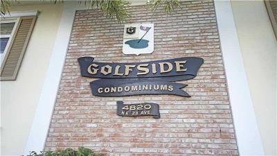 Fort Lauderdale Condo For Sale: 4820 NE 23rd Avenue #A-104