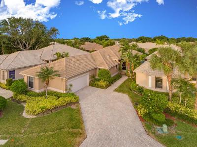 Wellington Single Family Home For Sale: 4460 Barclay Fair Way