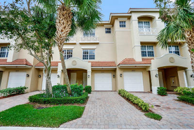 Townhouse Sold: 5027 Vine Cliff Way W
