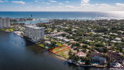 Broward County Residential Lots & Land For Sale: Riverside Drive