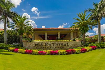 Palm Beach Gardens Single Family Home For Sale: 251 Canterbury Circle