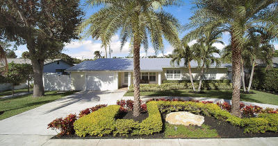 Delray Beach Single Family Home For Sale: 19 NE 17th Street