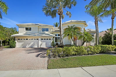 Boca Raton Single Family Home For Sale: 10980 Bal Harbor Drive