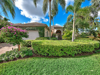 Ballenisles Single Family Home For Sale: 123 Vintage Isle Lane