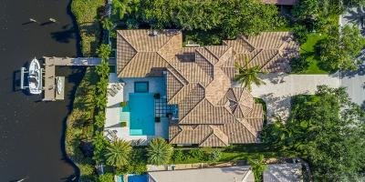 Jupiter Single Family Home For Sale: 110 Quayside Drive